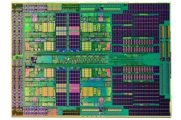 AMD Phenom II X4 45 nm