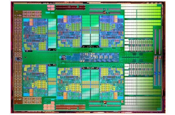 AMD Phenom II X6 45 nm