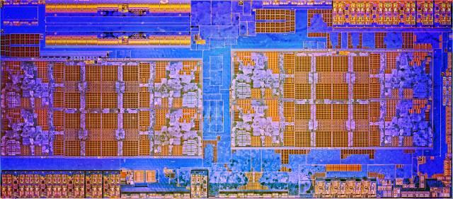 El procesador AMD Ryzen 7 1800X.
